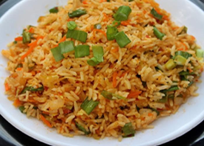 how to cook szechuan fried rice
